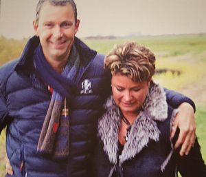 Henk en Edith van den Berg (Croissy Middelharnis